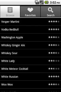 bartender browse