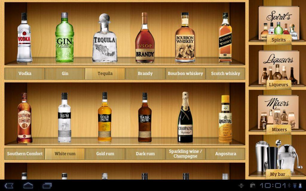 cocktail flow options