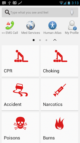 first aid options