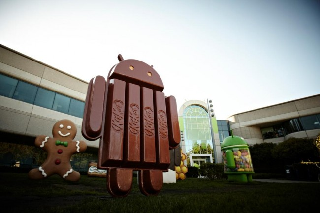 It's Not a Joke: Android 4.4 Will Be Named Kit Kat