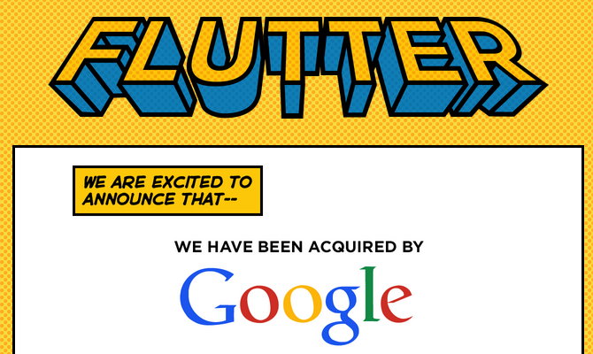 Google Buys Flutter, a Gesture-Recognition Startup, Possibly for Use With Google Glass