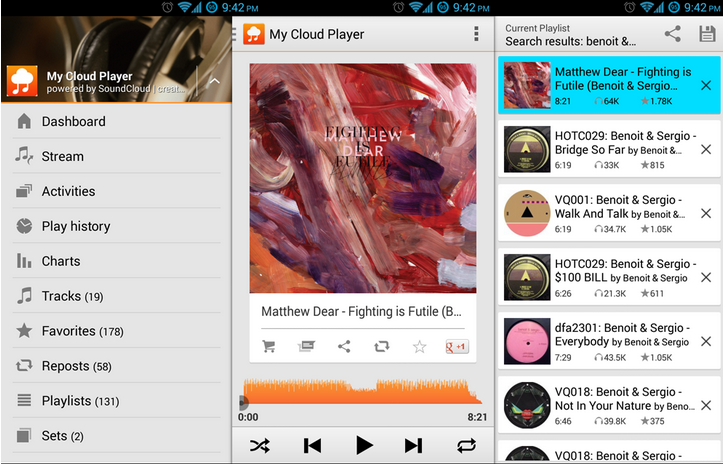 How to Enjoy a Better SoundCloud Experience on Android With My Cloud Player