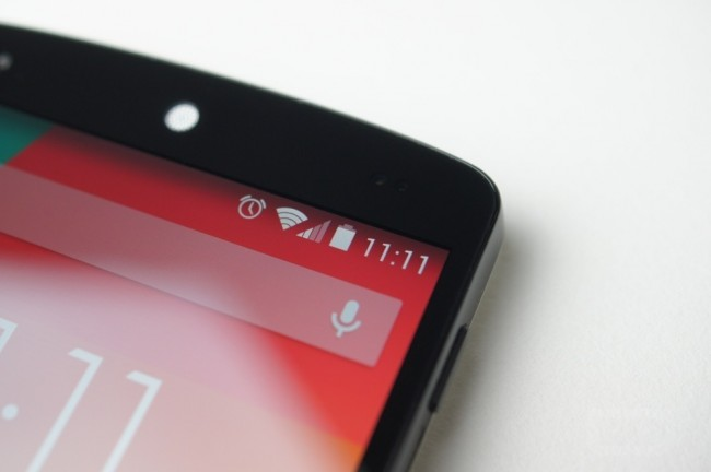 How to Enable Battery Bar Percentage Readouts on Stock Android 4.4 KitKat