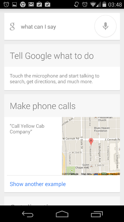 google now kit kat android 4-4
