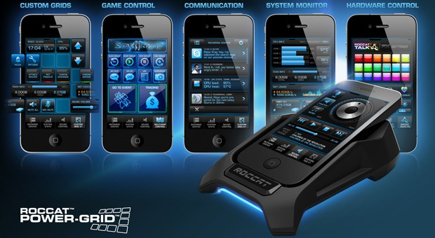 power grid app android