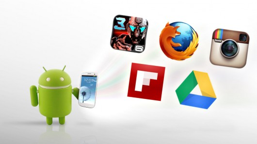 Google Dominates List of World's Most Popular Smartphone Apps for 2013