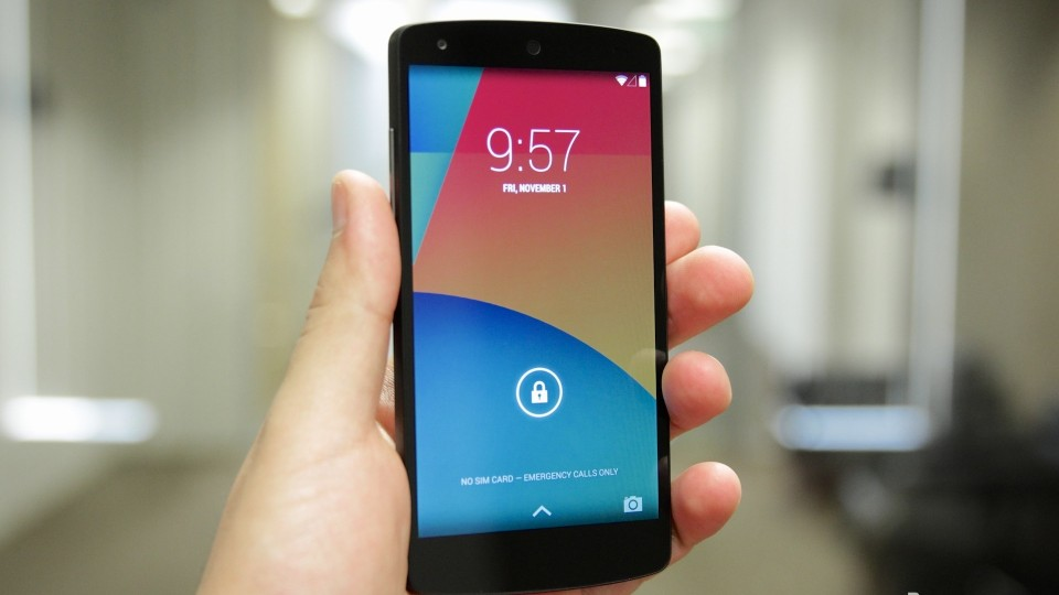 Top 5 Android Smartphones for January 2014