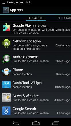 app ops location