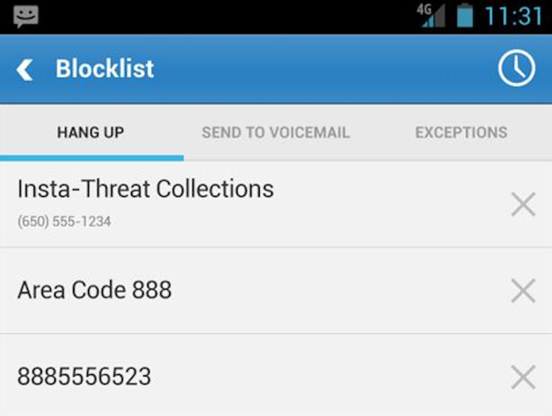 call blocking apps android