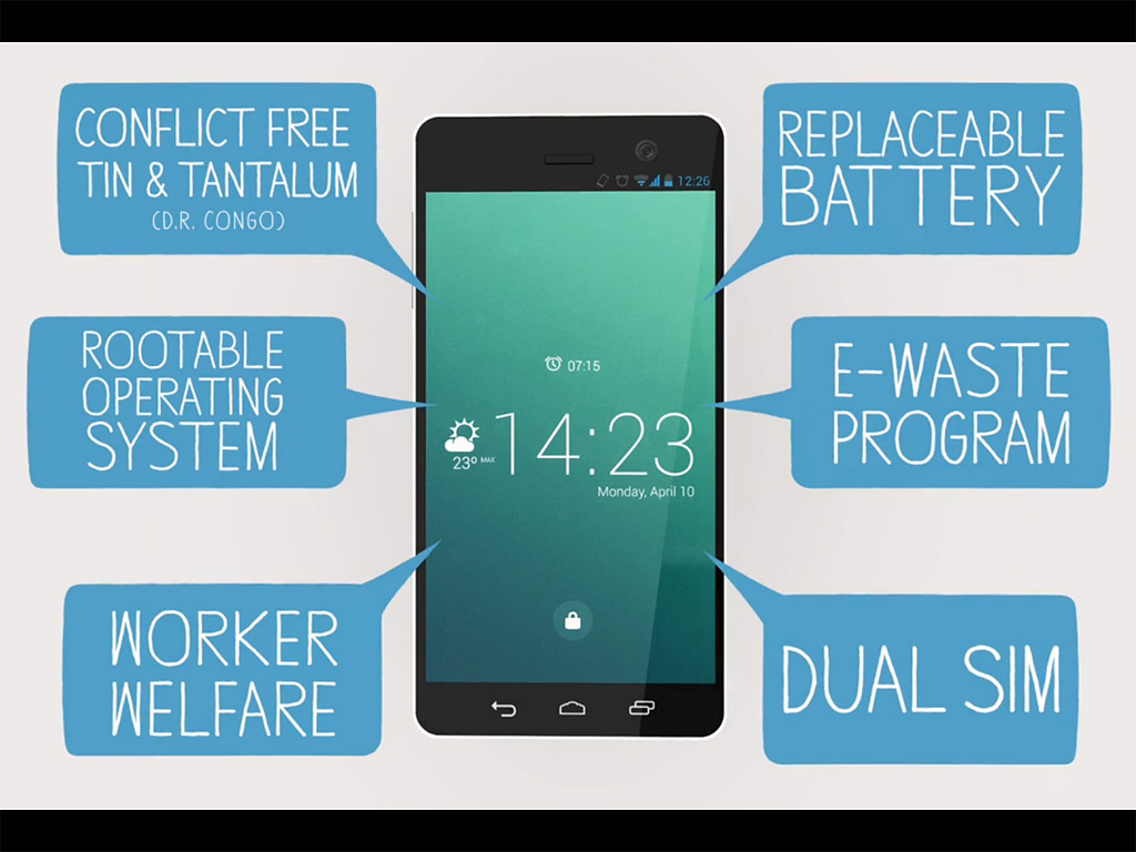 fairphone advantages