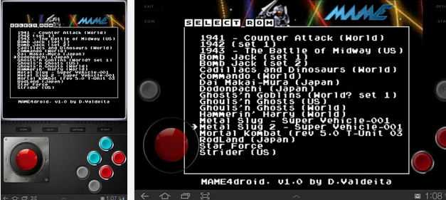 mame 4 droid