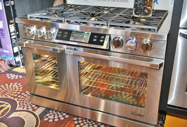 smart oven android ces 2014