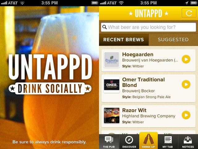 untappd beer review