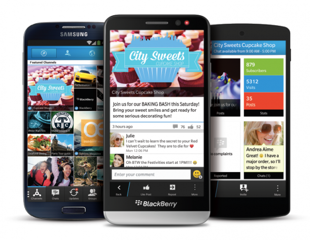 BBM Receives Major Update But Will You Ever Download It?