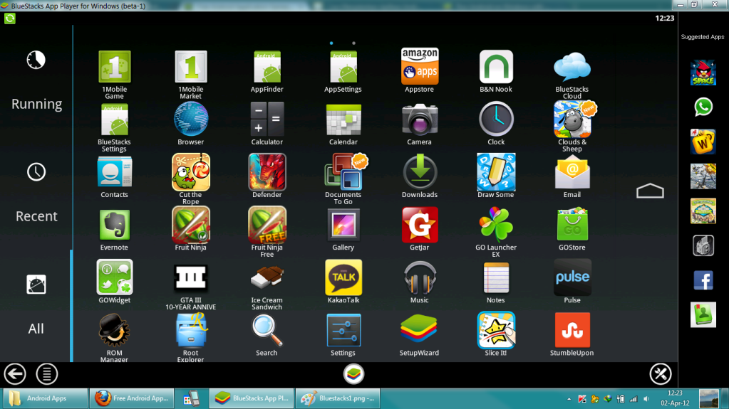 How to Run Android on your Windows PC