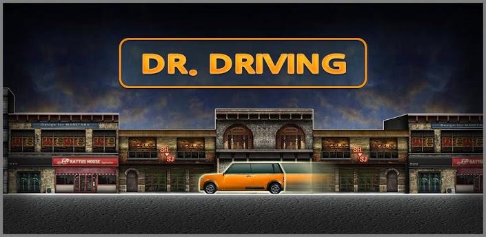 Dr. Driving – Simulators Can Be Fun Too