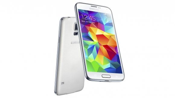 mobile world congress 2014 samsung galaxy s5