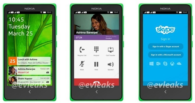 Nokia's First Android phone is On the Verge of Completion