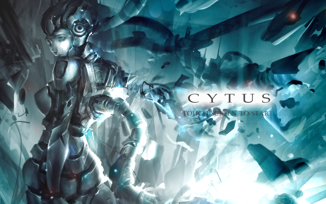 Cytus –  A Captivating Action Music Game for Android