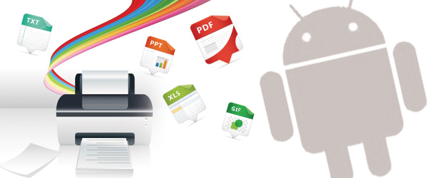 wireless android printing
