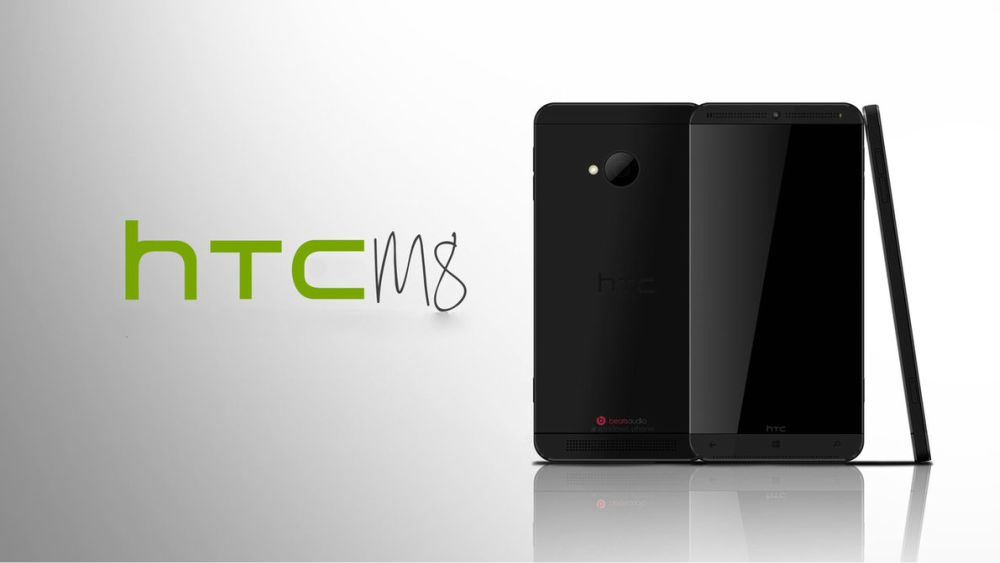 HTC Drops a Nuke for Competitors In the Form of M8