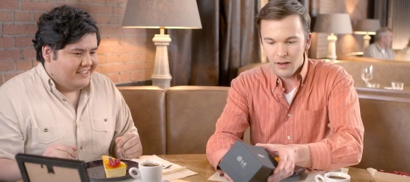 LG Releases The Strangest Smartphone Commercial You'll Ever See