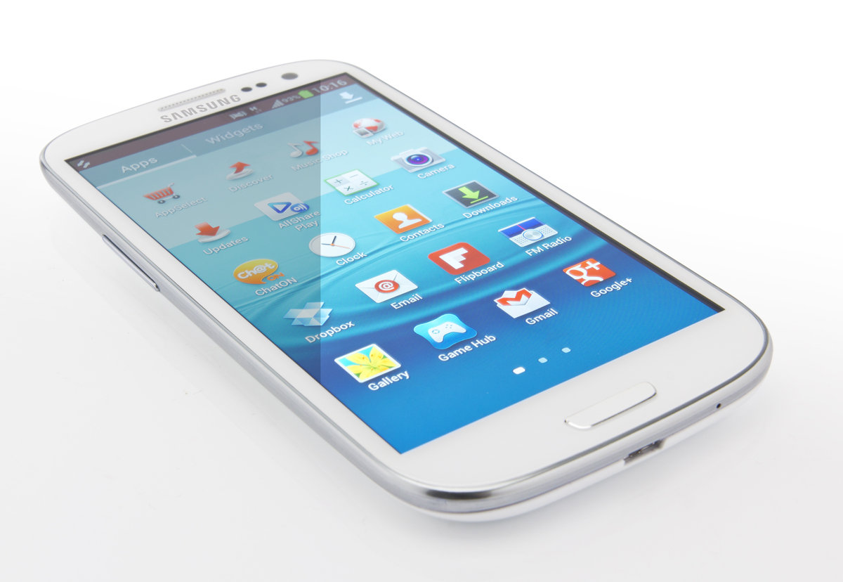 The Android 4.4 KitKat Update Comes to the Samsung Galaxy S4