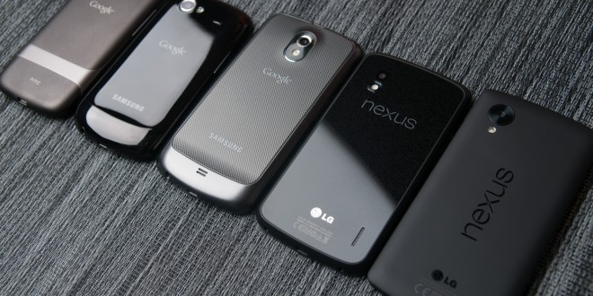 Rumor: Google Cancels Nexus 6 and Prepares to Debut Android Silver on Upcoming LG Smartphone