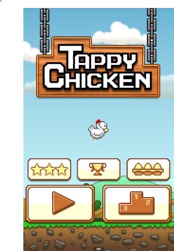 Tappy Chicken – A Truly Worthy Successor to Flappy Bird