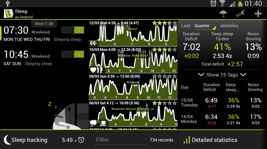 Sleep as android 1