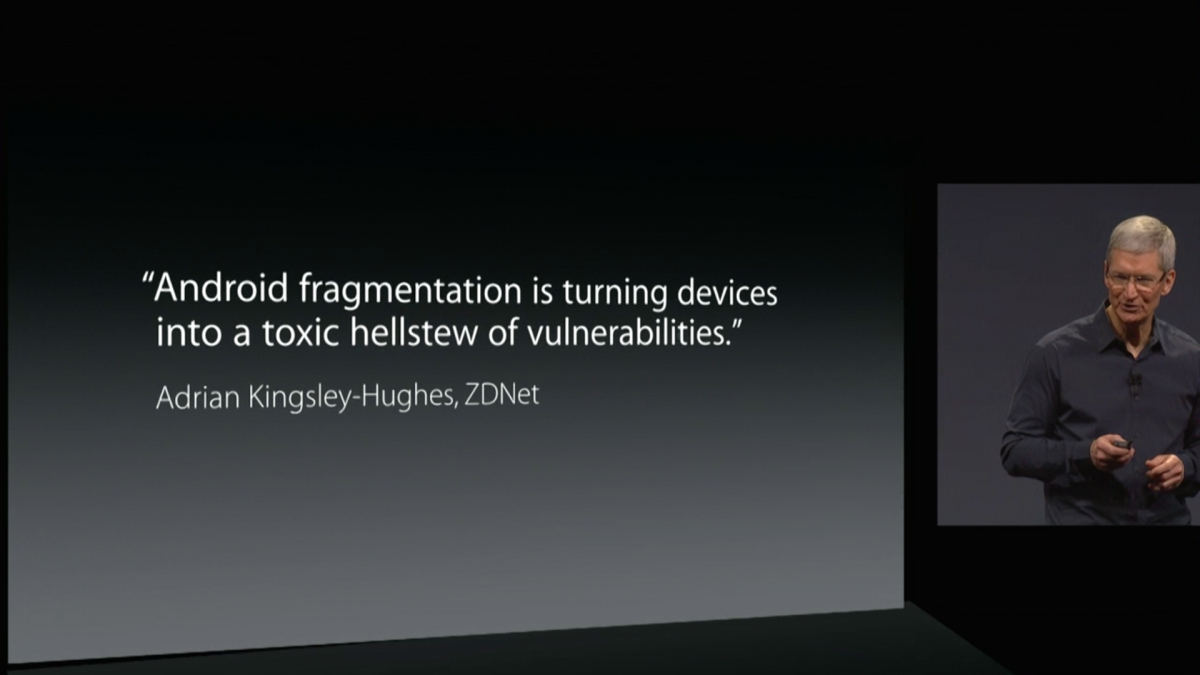 New Report Shows Neither iOS Nor Android More Secure
