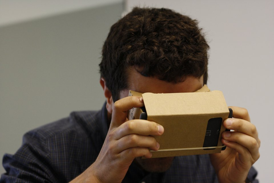 Why Everybody Who Went to I/O 2014 is Talking About a Piece of Cardboard