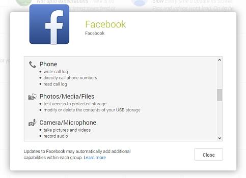 facebook-permisisons