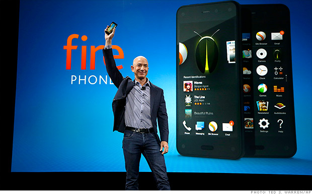 Top 5 Most Important Things to Know About New Amazon Fire Smartphone