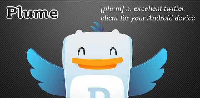 Plume – Another Handy Twitter Client For Your Android