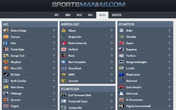 sports manias 2