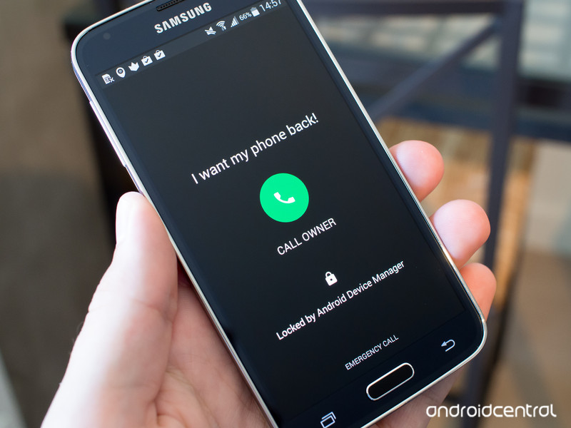 Android Device Manager Adds Automatic Message & Call Back Options For Lost Devices