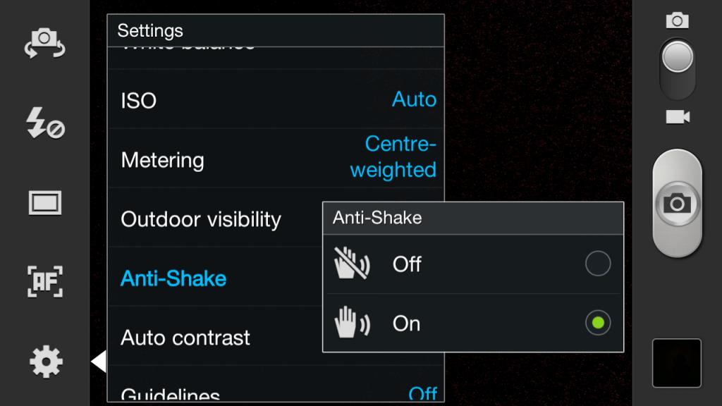 anti shake