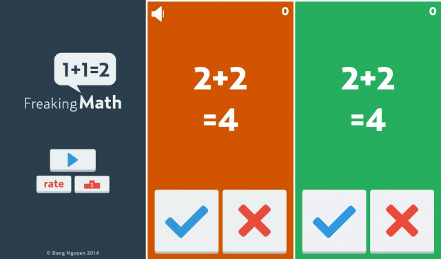 Freaking Math: The New Numbers-Based Android Game That Will Melt Your Brain