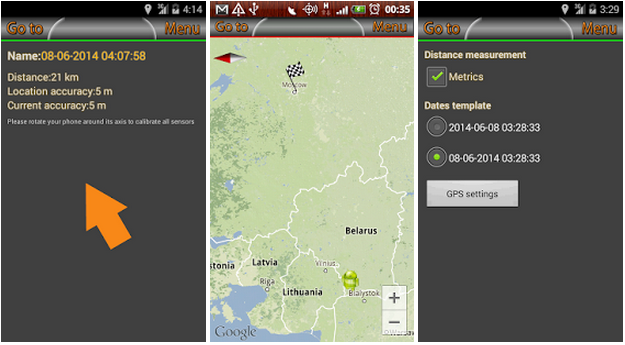 LocationDetector is the Pathfinding App That Could Save Your Life