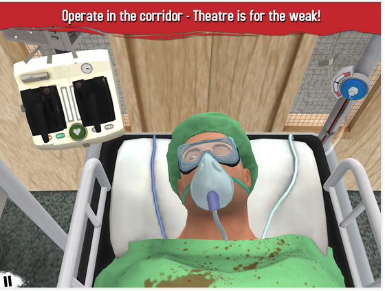 Practice Your Awful Medical Skills With Surgeon Simulator for Android