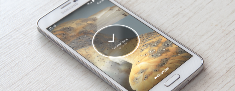 WeTransfer Now Lets Android Users Instantly Send Files as Large as 10GB