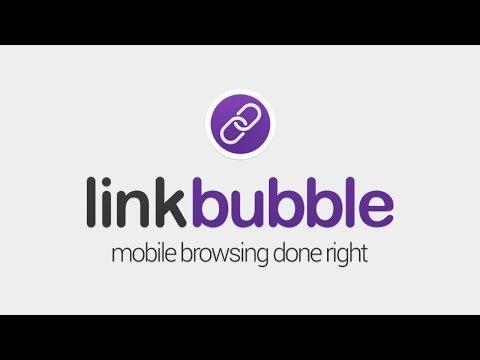 Link Bubble – Bid Farewell to Useless Screen Staring Limbo