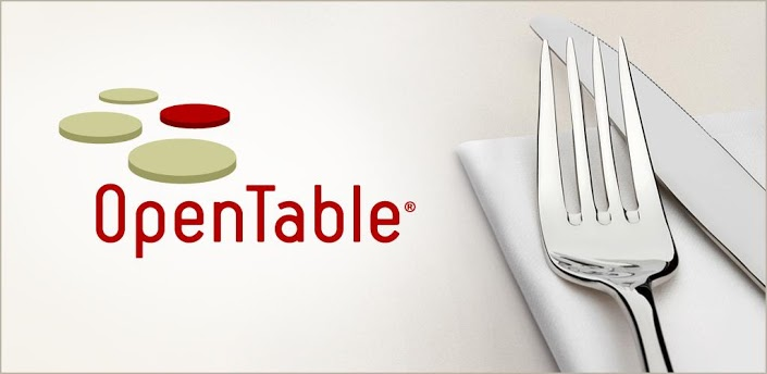 OpenTable – Because Wining And Dining Should Always Be Perfect
