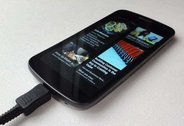 android charging