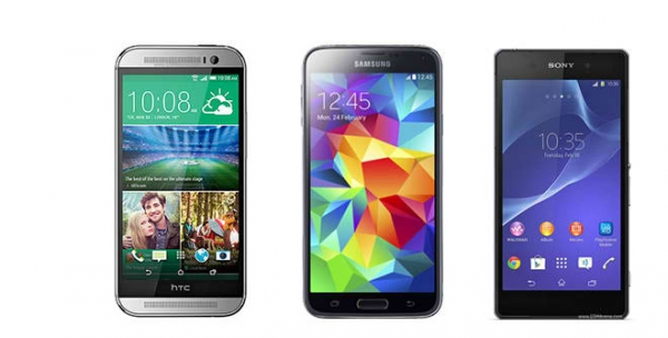 android flagships 2014