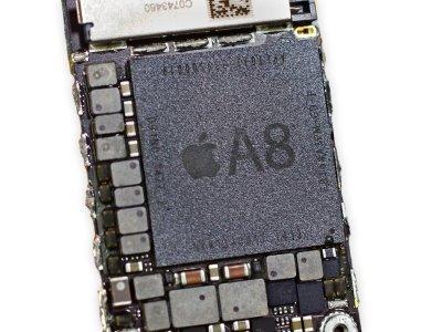 apple iphone 6 plus processor
