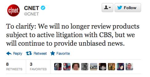 cnet bias 2