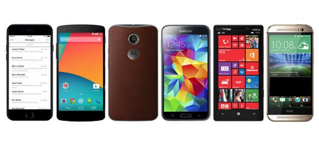 iphone 6 competitors