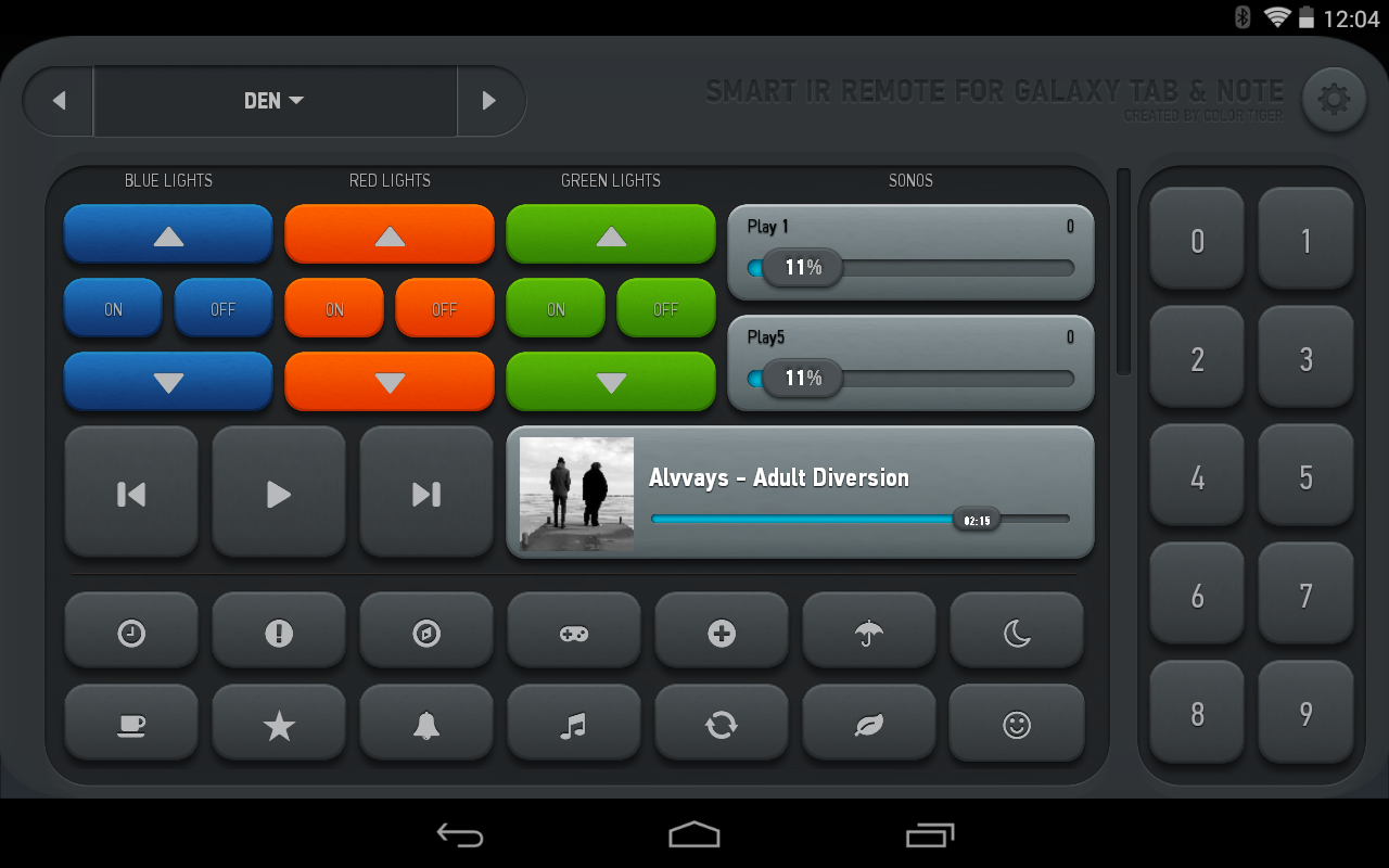 Anymote – The All-In-One Remote